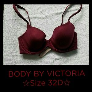 Body By Victoria Bra *32D*